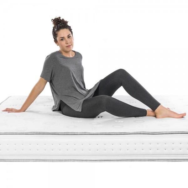 matelas recolax cloudsense visco 21. Black Bedroom Furniture Sets. Home Design Ideas