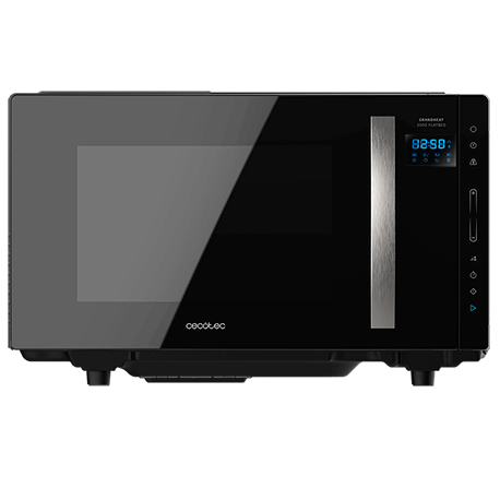 GRANDHEAT 2300 Flatbed Touch Black -