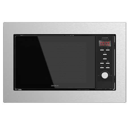GrandHeat 2350 Built-in SteelBlack -