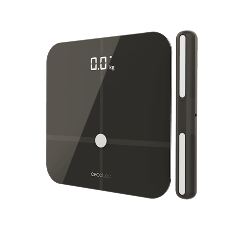 Surface Precision 10600 Smart Healthy Pro Dark Grey - Báscula de baño bioimpedancia