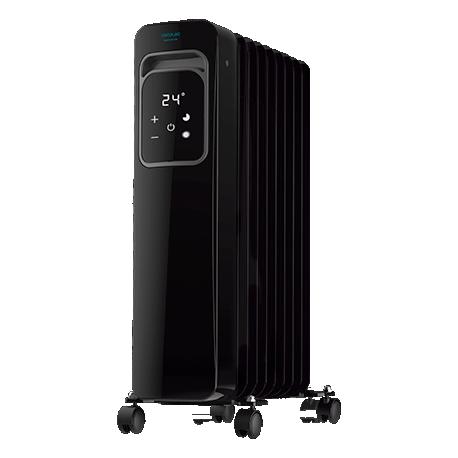 ReadyWarm 9000 Touch Black - Radiador de aceite de 9 elementos