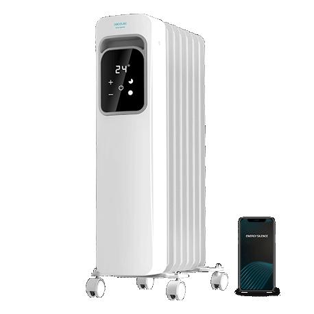 ReadyWarm 7000 Touch Connected - Radiador de aceite de 7 elementos
