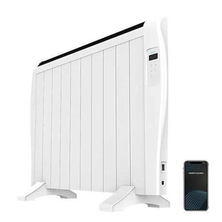 ReadyWarm 2000 Thermal Connected - Radiador Eléctrico / Emisor Térmico 10 elementos