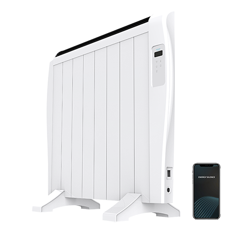 ReadyWarm 1800 Thermal Connected - Radiador Eléctrico / Emisor Térmico 8 elementos
