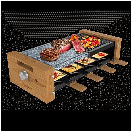 Grill 8400 Wood MixGrill -