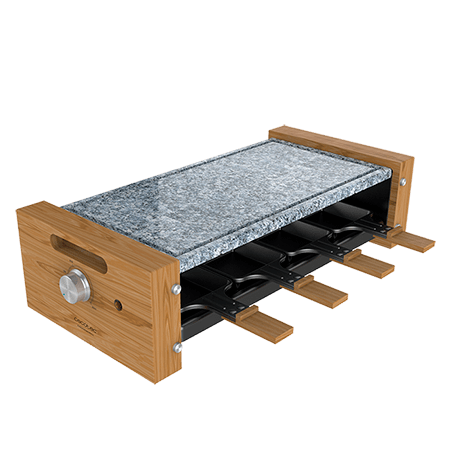 Cheese&Grill 8400 Wood AllStone - Raclette para queso