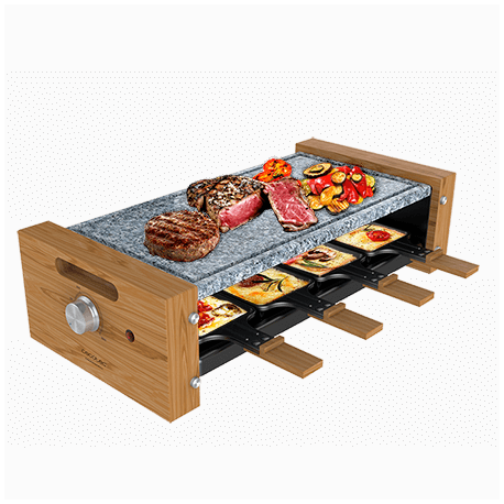 Cheese&Grill 8600 Wood AllStone -