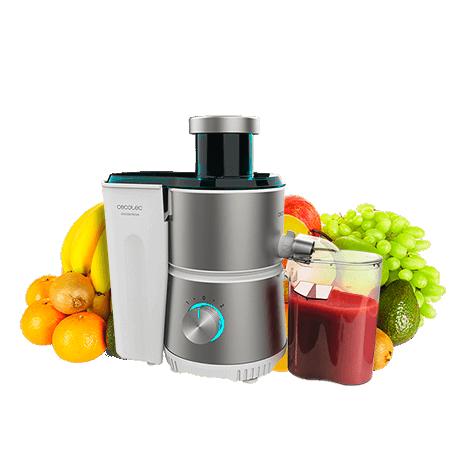 Juice&Fresh 400 Titan White - Liquidificador orbital