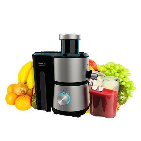 Juice&Fresh 400 Titan Black -