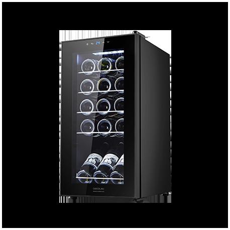 GrandSommelier 15000 BlackCompressor - Weinkühlschrank