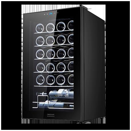 GrandSommelier 24000 Black Compressor -