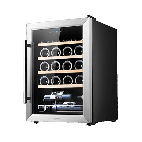 GrandSommelier 20000 Inox Compressor - Weinkühlschrank