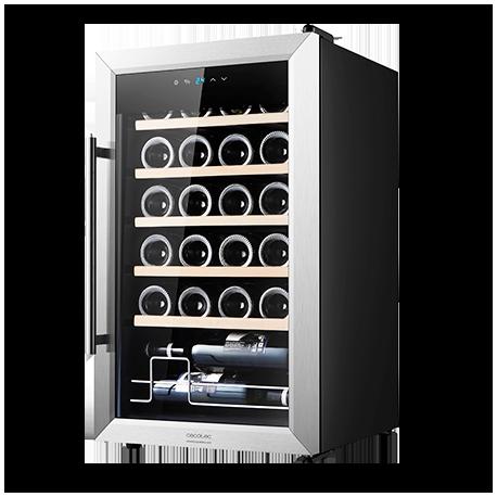 GrandSommelier 24000 Inox Compressor - Vinoteca 24 botellas