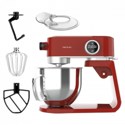 Twist&Fusion 4000 Luxury Red