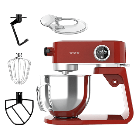 Twist&Fusion 4000 Luxury Red -