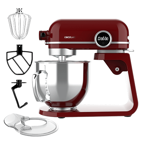 Twist&Fusion 4500 Luxury Red -