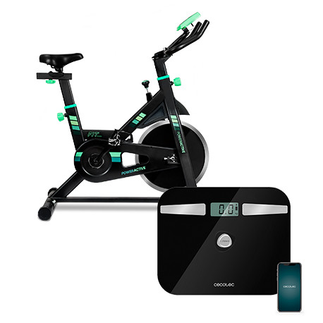 Pack PowerActive + Surface Precision EcoPower 10200 Smart Healthy Black -
