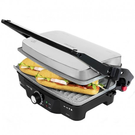 Rock'nGrill 1500 W - Elektrische grill