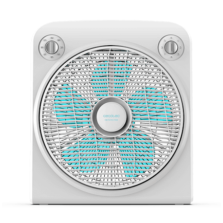 EnergySilence 6000 PowerBox - Ventilador de suelo tipo caja