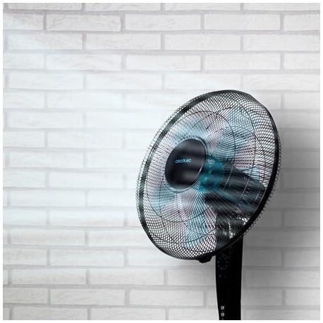 EnergySilence 530 PowerConnected - Ventilador de Pie con Mando a Distancia