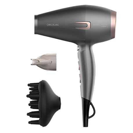 Bamba IoniCare 6000 RockStar Essence - Sèche-cheveux