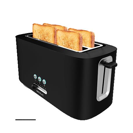 Toast&Taste 16000 Extra Double - Tostador vertical