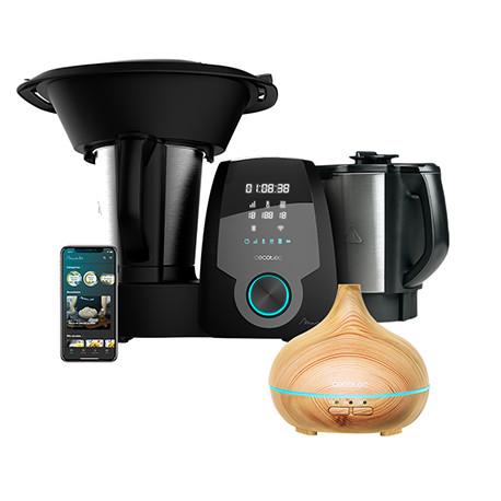 Mambo 10090 +  Pure Aroma 150 Yang humidifier -