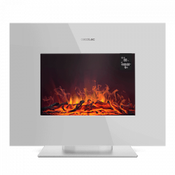 ReadyWarm 2700 Design Flames White