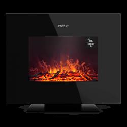 ReadyWarm 2700 Design Flames Black