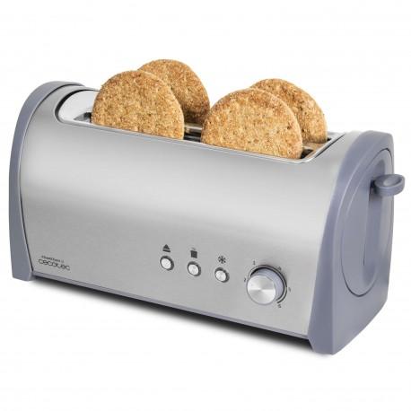 Steel&Toast 2L - Tostadora de pan