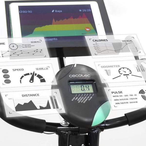 X-Bike Pro Bicicleta Magnética Plegable