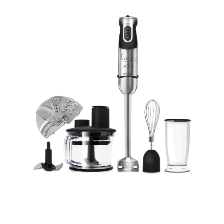 Powerful Titanium 1000 Pro - Staafmixer en hakmolen