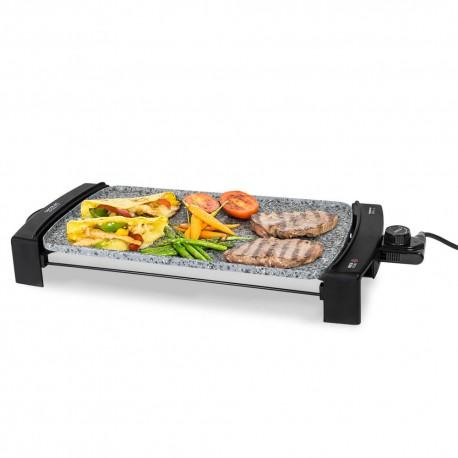 Rock&Water 2500 - Plancha de asar eléctrica de cocina