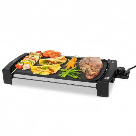 Black&Water 2500 - Elektrische grillplaat