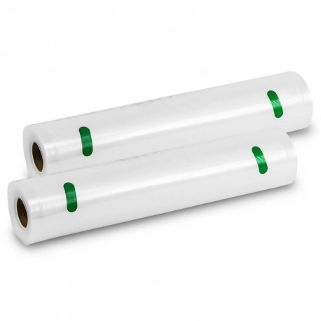 28x600 VACUUM FOOD SEALER ROLLS -