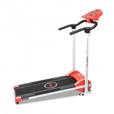 RunnerFit Step Red - Cinta de correr plegable