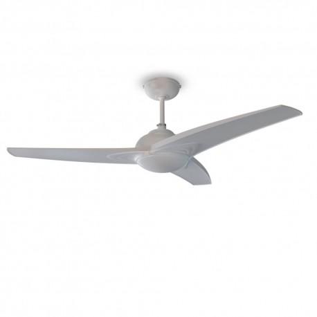 EnergySilence Aero 460 - Ventilador de techo con luz y mando a distancia