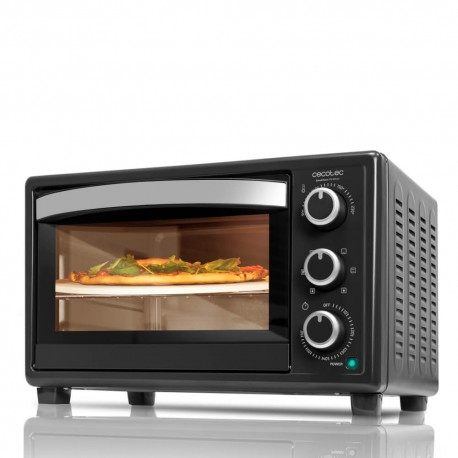 Bake&Toast 570 4Pizza - Backofen mit Steinpizza