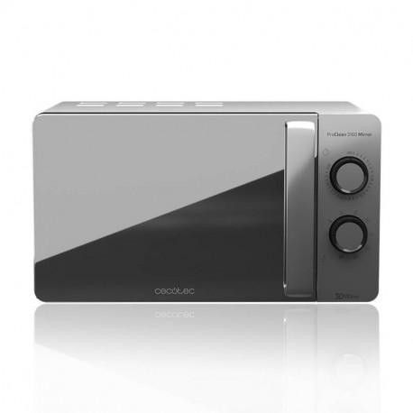 ProClean 3160 Mirror - Microondas con grill 20 L