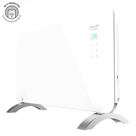 Ready Warm 6700 Crystal Connection - Elektrische convectorkachel Wi-Fi 1500 W