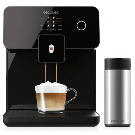 Power Matic-ccino 8000 Touch Seria Nera - Machine à café MegaAutomatique