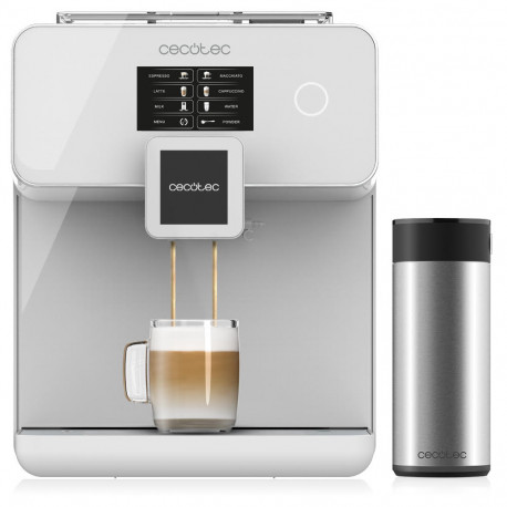 Power Matic-ccino 8000 Touch Serie Bianca - Cafetera superautomática