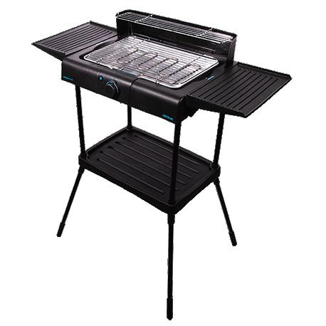 PerfectSteak 4250 Stand - Elektrische BBQ met poten en grillrooster
