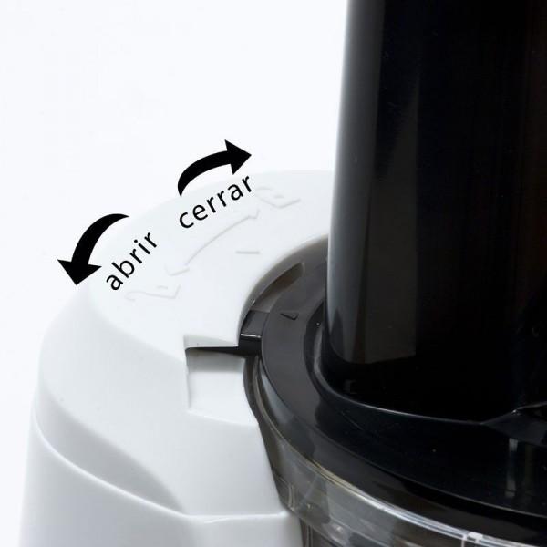 cecojuicer compact extracteur de jus par pressage froid pour fruits et l gumes. Black Bedroom Furniture Sets. Home Design Ideas