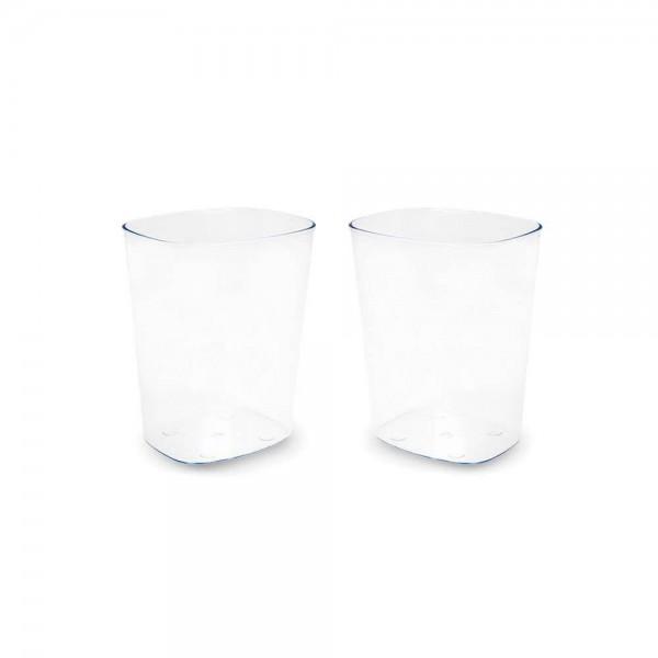 2 Vasos para Cecojuicer Compact