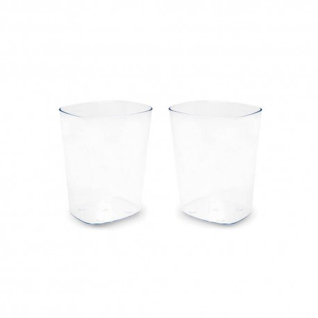 2 Verres pour Cecojuicer Compact -