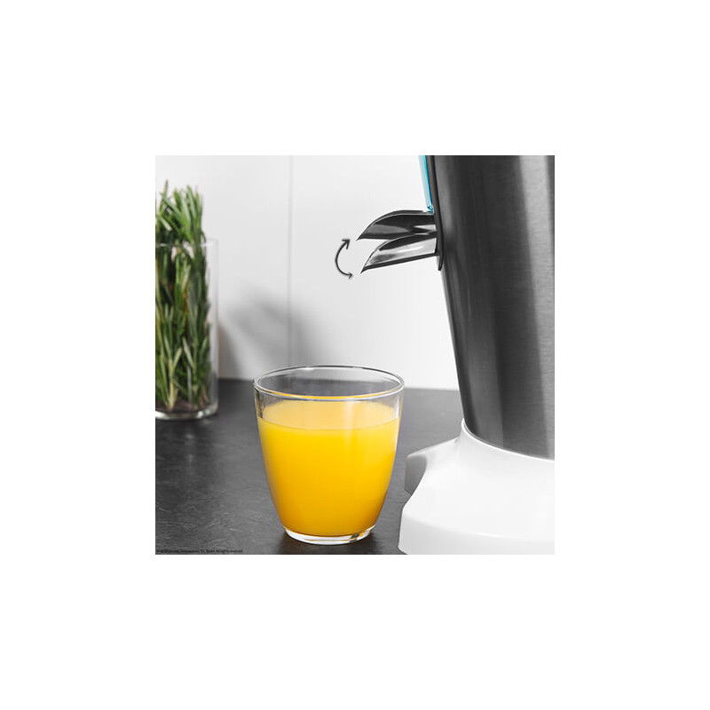 Zitrus PowerAdjust 600 Exprimidor de Naranjas Eléctrico Cecotec