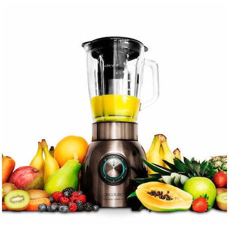 Power Black Titanium 1500 - Blender met sapfilter