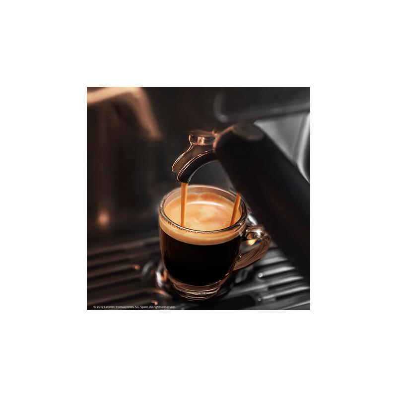 Power Espresso 20 Barista Pro Cafetera Express Cecotec