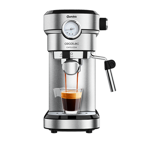 Cafelizzia 790 Steel Pro - Cafetera espresso